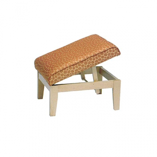 Care Home Seating: Footstools Adjustable Leg Rest