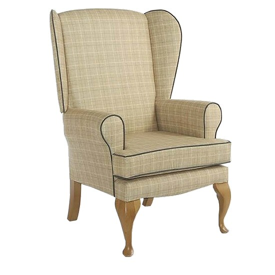 Balmoral Wing Chair