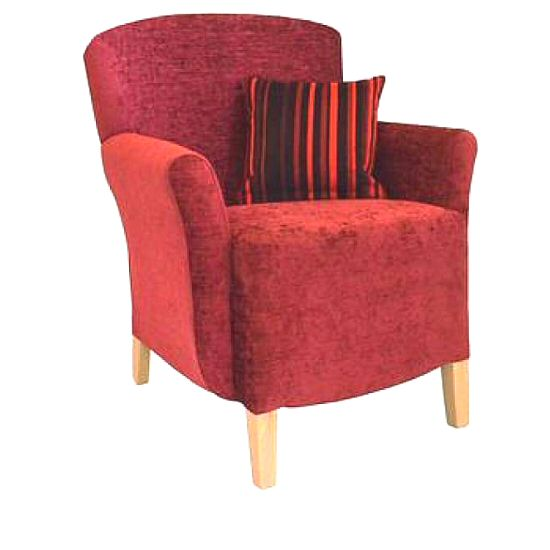Care Home Seating: Sofas & Chairs Cordoba Chair