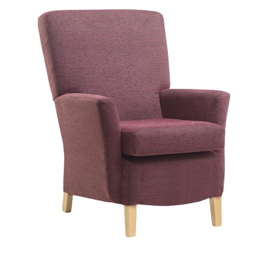 Care Home Seating: Sofas & Chairs Granada Armchairs