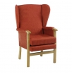 Care Home Seating: Sofas & Chairs Jubilee Wing Chair