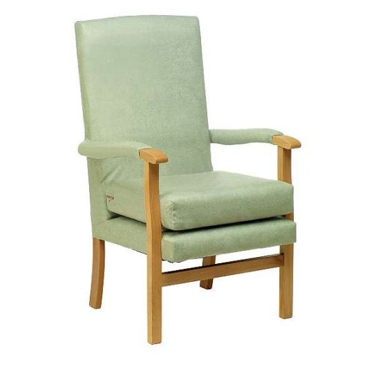 Care Home Seating: Sofas & Chairs Jubilee Armchair
