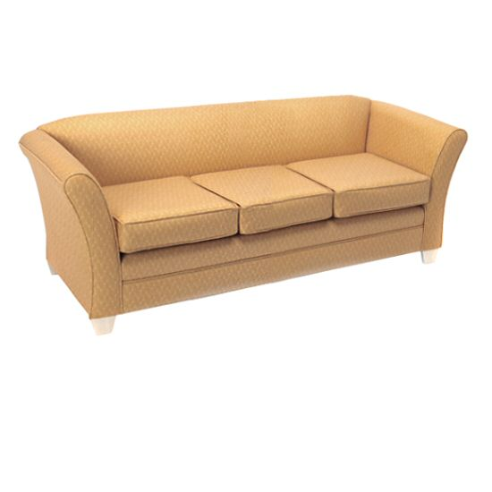 Care Home Seating: Sofas & Chairs Mayfair 3-Seat Sofa