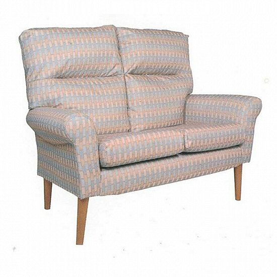 Care Home Seating: Sofas & Chairs Riccione 2-Seat Sofa