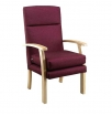 Care Home Seating: Sofas & Chairs Roma Armchair