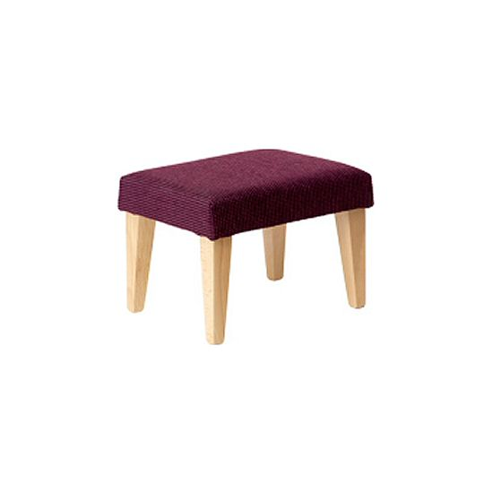Care Home Seating: Footstools... Tapered Leg Footstool