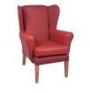 Care Home Seating: Sofas & Chairs York Wing Chair