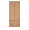 Care Home Bedroom Furniture: Classic Wardrobes