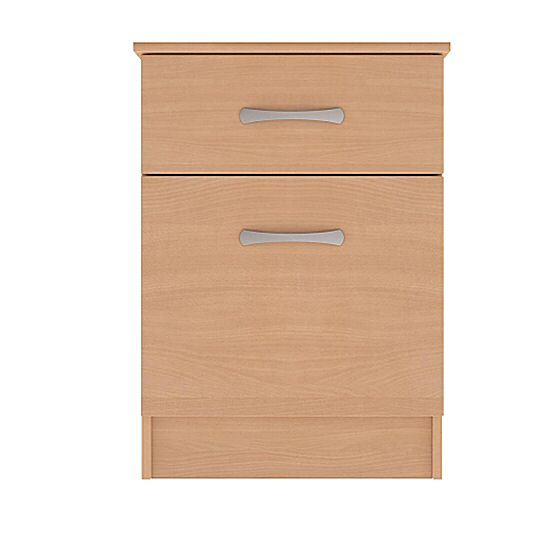 Care Home Bedroom Furniture: Classic Bedside Cabinets