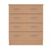 Care Home Bedroom Furniture: Classic Chests of Drawers
