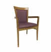 Care Home Seating: Dining Chairs Elice Carver Chair