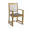 Care Home Seating: Dining Chairs Seville Carver Chair